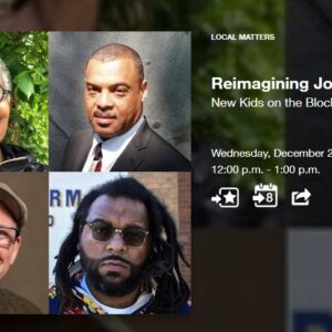 Reimagining Journalism New Kids on the Block in Greater Cleveland